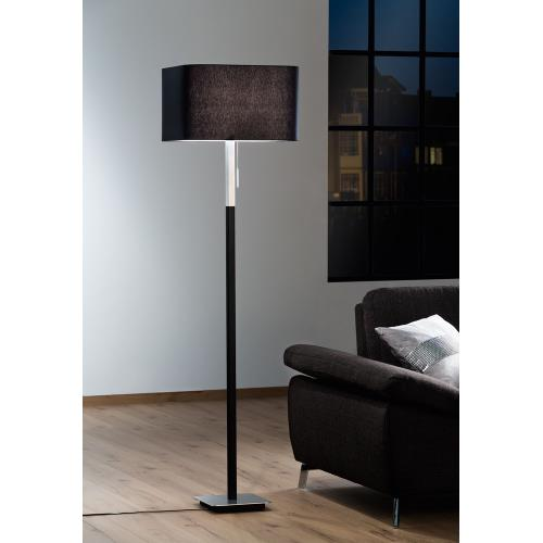 Holtkotter Lighting 2644 BABK Wurfel - Two Light Floor Lamp