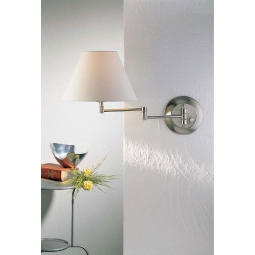 Holtkotter Lighting 8164 One Light Swing Arm Wall Sconce