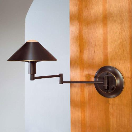 Holtkotter Lighting 9416 One Light Swing Arm Wall Sconce