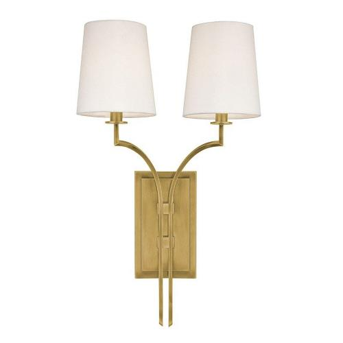 Hudson Valley Lighting 3112 Glenford - Two Light Wall Sconce