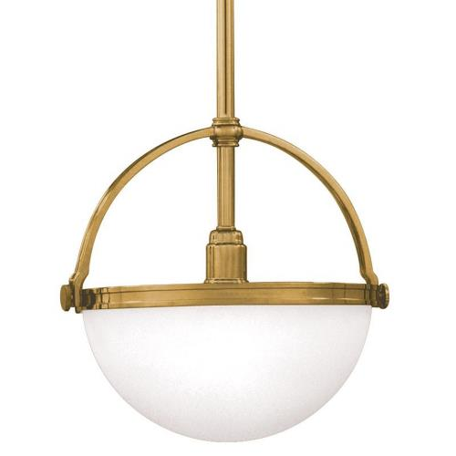 Hudson Valley Lighting 3312 Stratford - One Light Mini Pendant - 14.25 Inches Wide by 21 Inches High