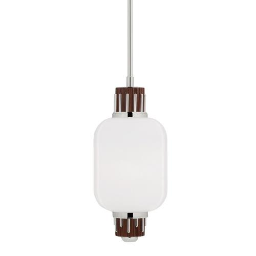 Hudson Valley Lighting 3811 Peekskill - 24 Inch One Light Pendant in Contemporary Style - 10.75 Inches Wide by 24 Inches High