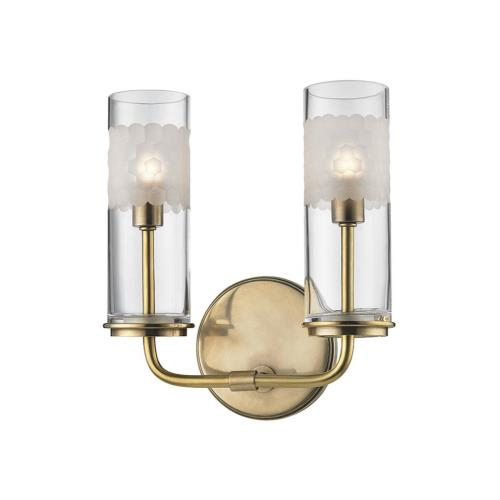 Hudson Valley Lighting 3902 Wentworth - Two Light Wall Sconce