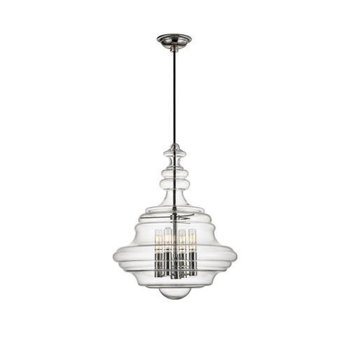 Hudson Valley Lighting 4016 Washington - Four Light Small Pendant