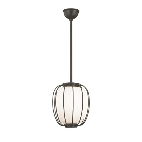 Hudson Valley Lighting 5110 Ephron 1-W Pendant - 10 Inches Wide by 17.5 Inches High