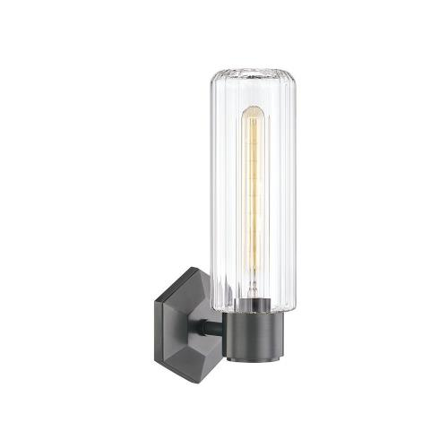 Hudson Valley Lighting 5120 Roebling - One Light Wall Sconce in Contemporary Style - 4.75 Inches Wide by 14.75 Inches High