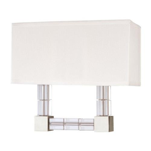 Hudson Valley Lighting 7102 Alpine - Two Light Wall Sconce - 13 Inches Wide by 11.25 Inches High