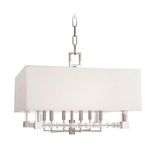 Hudson Valley Lighting 7126 Alpine - Six Light Pendant - 26 Inches Wide by 18.75 Inches High