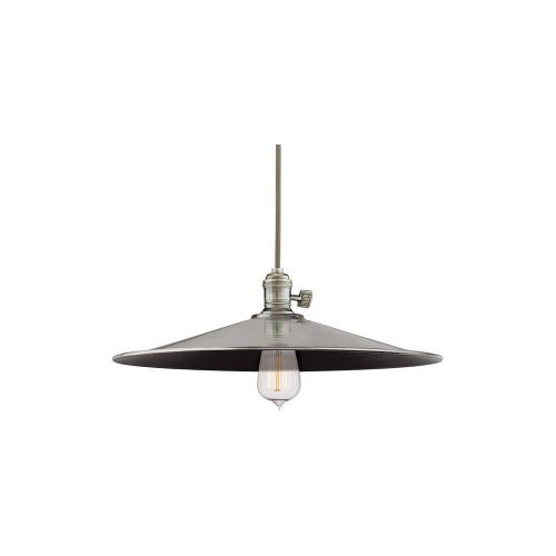Hudson Valley Lighting 8001-ML1 Heirloom - One Light Pendant - 16.5 Inches Wide by 8 Inches High