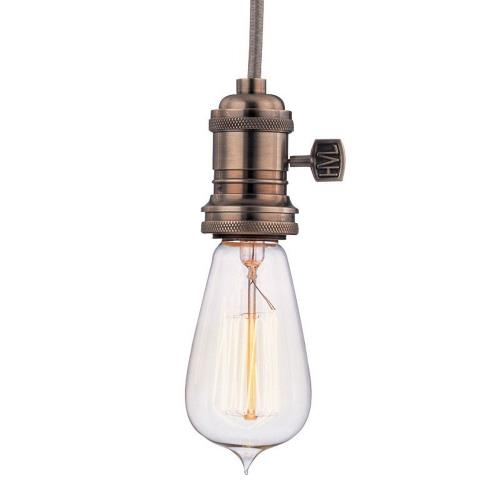 Hudson Valley Lighting 8001 Heirloom - One Light Pendant - 16.5 Inches Wide by 8 Inches High