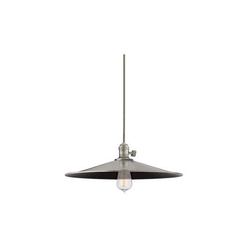 Hudson Valley Lighting 8002-ML1 Heirloom - One Light Pendant - 16.5 Inches Wide by 8.25 Inches High