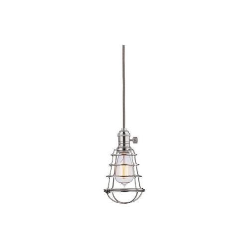 Hudson Valley Lighting 8002 Heirloom - One Light Pendant - 16.5 Inches Wide by 8.25 Inches High