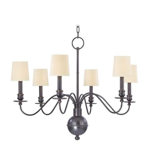 Hudson Valley Lighting 8216 Cohasset - Six Light Chandelier