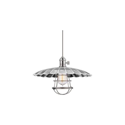 Hudson Valley Lighting 9001-WG Heirloom - One Light Pendant with Wire Guard