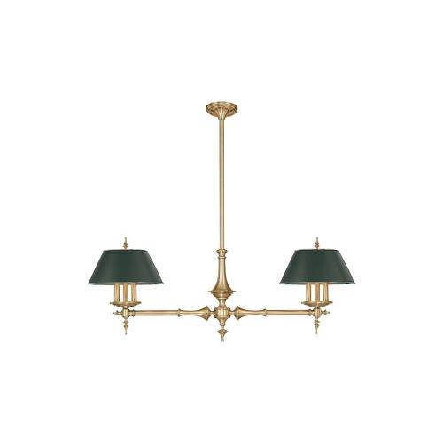 Hudson Valley Lighting 9512 Cheshire Collection - Six Light Pendant