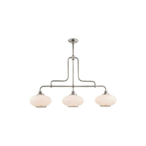 Hudson Valley Lighting 9813 Winslow - Three Light Pendant - 48 Inches Wide by 86 Inches High