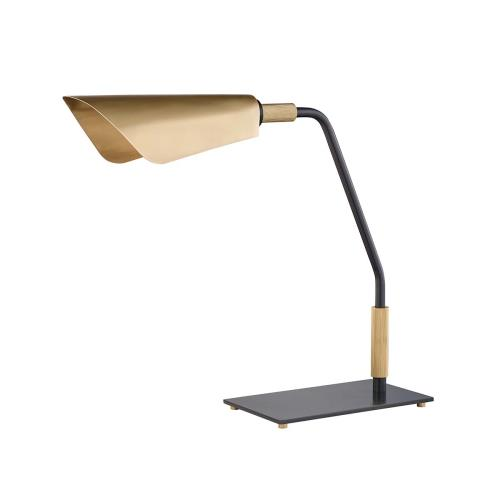 Hudson Valley Lighting L3730 Bowery 1 Light Table Lamp - 20.75 Inches Wide by 17 Inches High