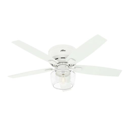 Hunter Fans 50279 Bennett - 52 Inch Ceiling Fan with Light Kit
