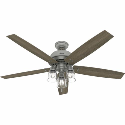 Hunter Fans 51199 Hunter 60 inch Churchwell Ceiling Fan with LED Light Kit and Pull Chain