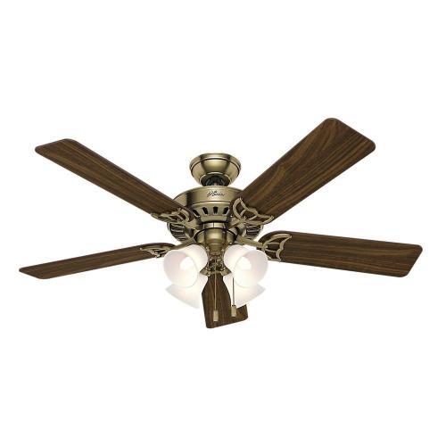 Hunter Fans 53063 The Studio Series - 52 Inch Ceiling Fan