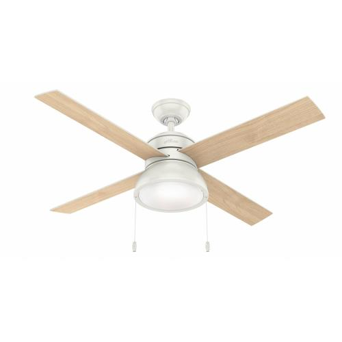 Hunter Fans 54151-52 Loki - 52 Inch Ceiling Fan with Light Kit