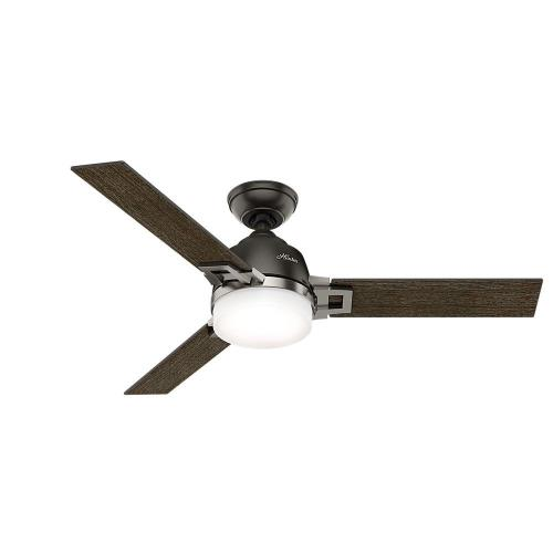 Hunter Fans 59219LEONI Leoni-Ceiling Fan with Light Kit-48 Inches Wide