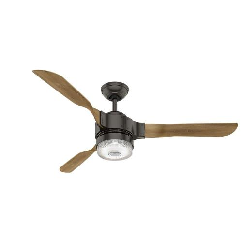 "Hunter Fans 59226 Apache - 54"" Ceiling Fan with Light Kit"