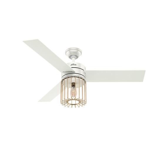 Hunter Fans 59238RONAN Ronan - 52 Inch Ceiling Fan with Light Kit