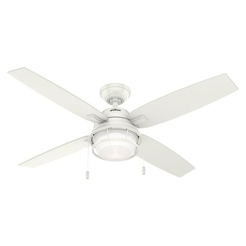 "Hunter Fans 59240 Ocala - 52"" Ceiling Fan with Light Kit"