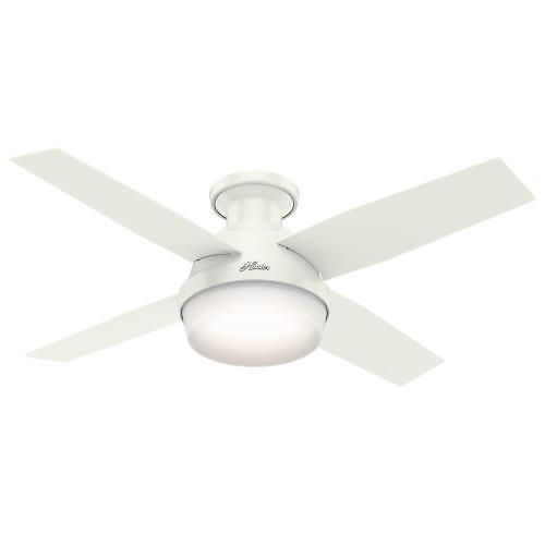 Hunter Fans 59243CFK Dempsey - 44 Inch Ceiling Fan with Kit