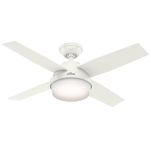 Hunter Fans 59245CEIL Dempsey - 44 Inch Ceiling Fan with Light Kit
