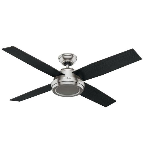 Hunter Fans 59249CFREMOTE Dempsey - 52 Inch Ceiling Fan with Remote