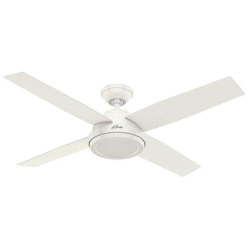 "Hunter Fans 59249CFREMOTE Dempsey - 52"" Ceiling Fan with Remote"