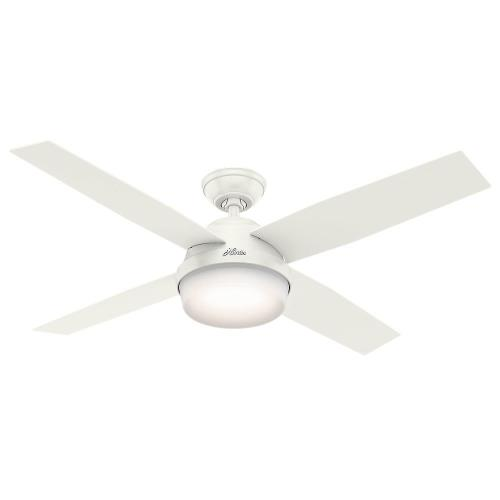 Hunter Fans 59252 Dempsey - 52 Inch Ceiling Fan with Kit and Remote