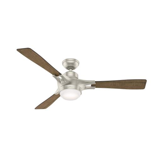 "Hunter Fans 5937S Signal - 54"" Ceiling Fan with Light Kit"