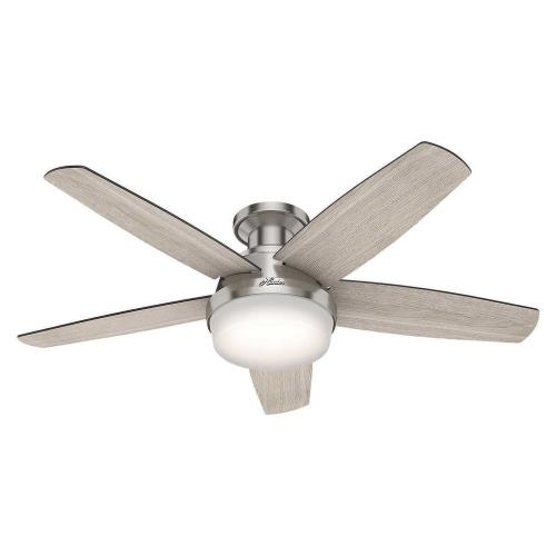 Hunter Fans 5068 Avia - 48 Inch Ceiling Fan with Light Kit and Remote Control