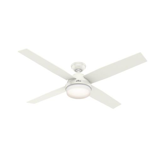 Hunter Fans 5944 Dempsey With Light - 60 Inch Ceiling Fan with Light Kit
