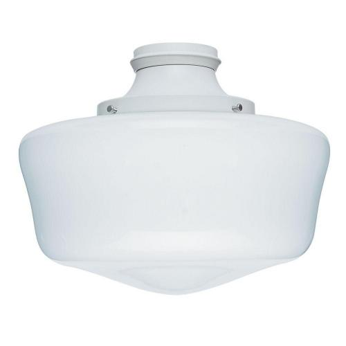Hunter Fans 99164OLTG Accessory-One Light Traditional Globe Kit-12 Inches Wide by 8.9 Inches High