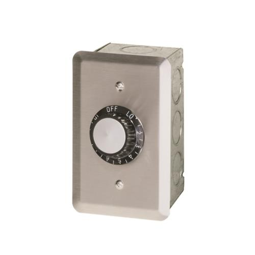 Infratech 14 4200 Accessory - 240 Volt Single Reg With Wall Plate  and  Gang Box