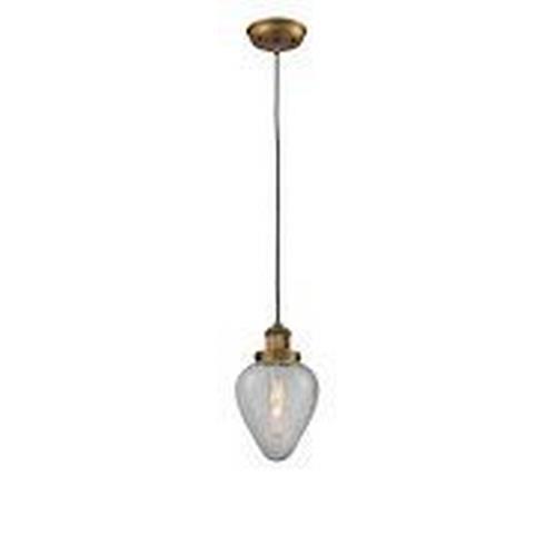 Innovations Lighting 201C-Ge Geneseo - One Light Cord Mini Pendant