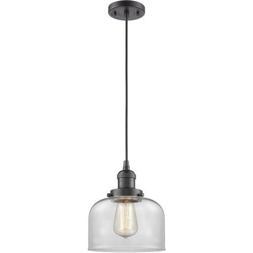 Innovations Lighting 201C-G7 One Light Large Bell Cord Pendant