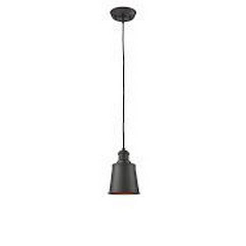 Innovations Lighting 201C Appalachian-1 Light Mini Pendant-5 Inches Wide by 8 Inches High