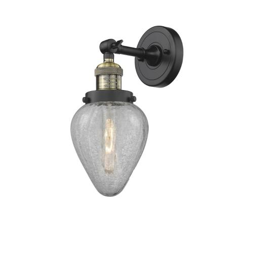 Innovations Lighting 203-G165-LED Geneseo - 14 Inch 3.5W 1 LED Wall Sconce