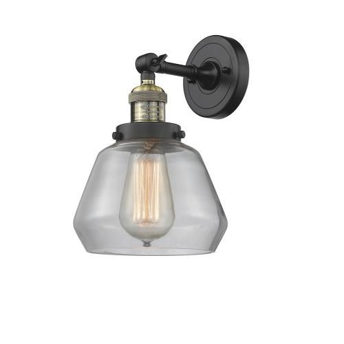 Innovations Lighting 203-G17 Fulton - 11 Inch 1 Light Wall Sconce