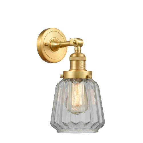 Innovations Lighting 203-G14 Chatham - 12 Inch 1 Light Wall Sconce
