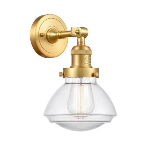 Innovations Lighting 203-G32 Olean - 7.75 Inch 1 Light Wall Sconce