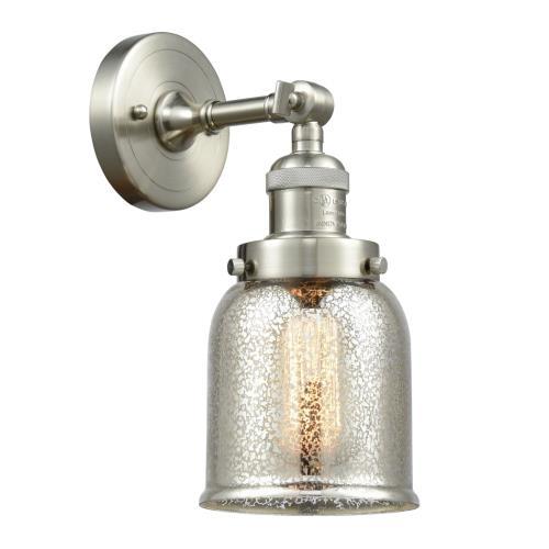 Innovations Lighting 203-G5 Small Bell - 12 Inch 1 Light Wall Sconce