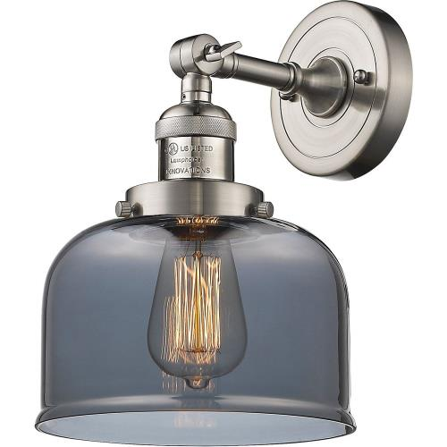 Innovations Lighting 203-G7 Large Bell - 12 Inch 1 Light Wall Sconce