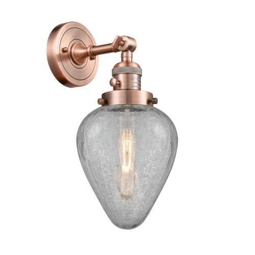 Innovations Lighting 203-G165 Geneseo - 14 Inch 1 Light Wall Sconce