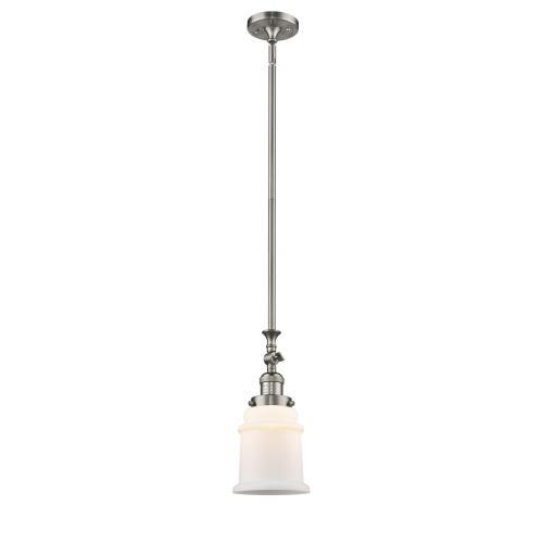 Innovations Lighting 206-G18 Canton - 14 Inch 1 Light Mini Pendant